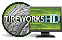 TireWorksHD Logo
